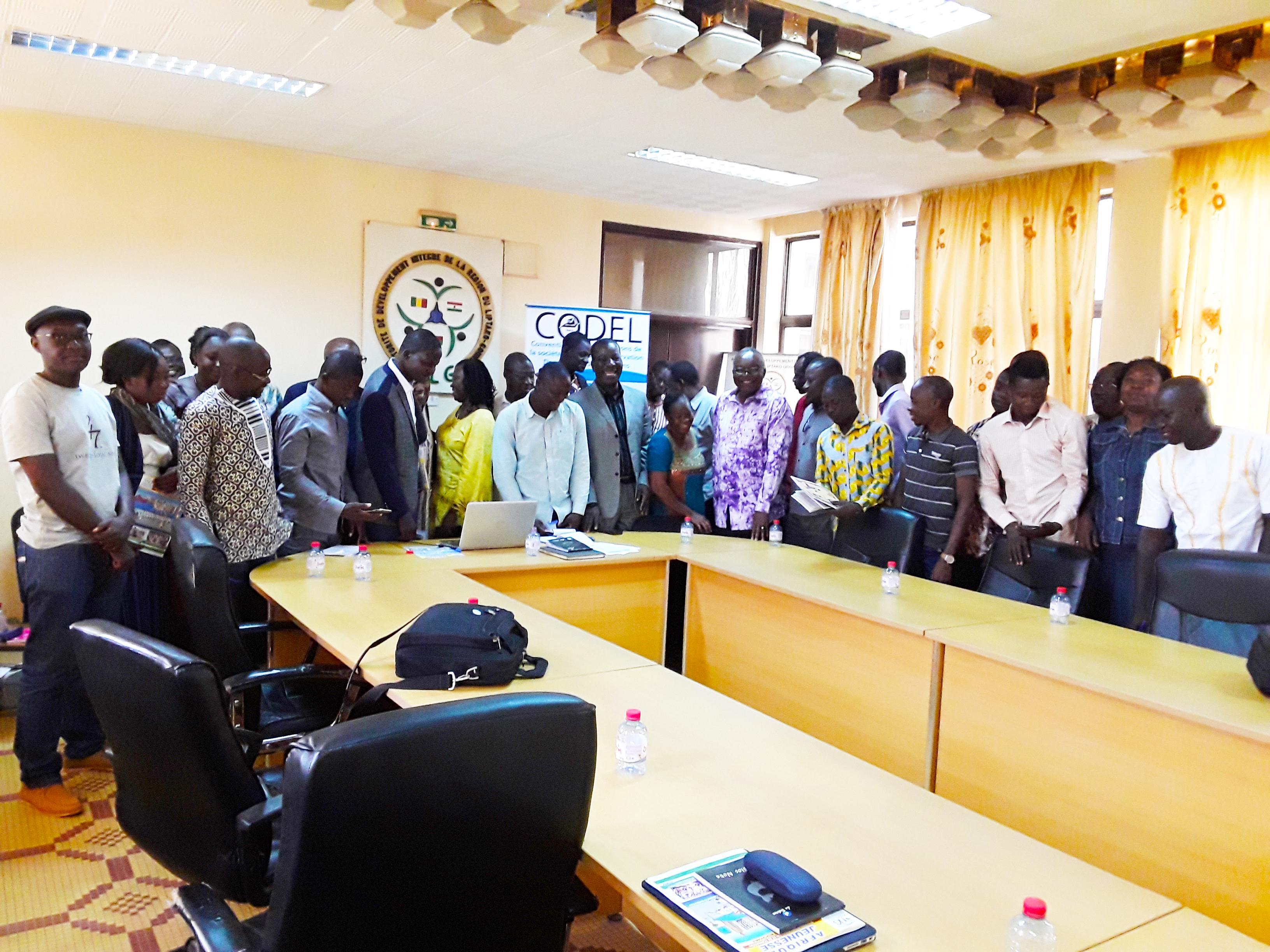 L'Etat de droit démocratique au Burkina Faso : La CODEL recherche des pites de consolidation