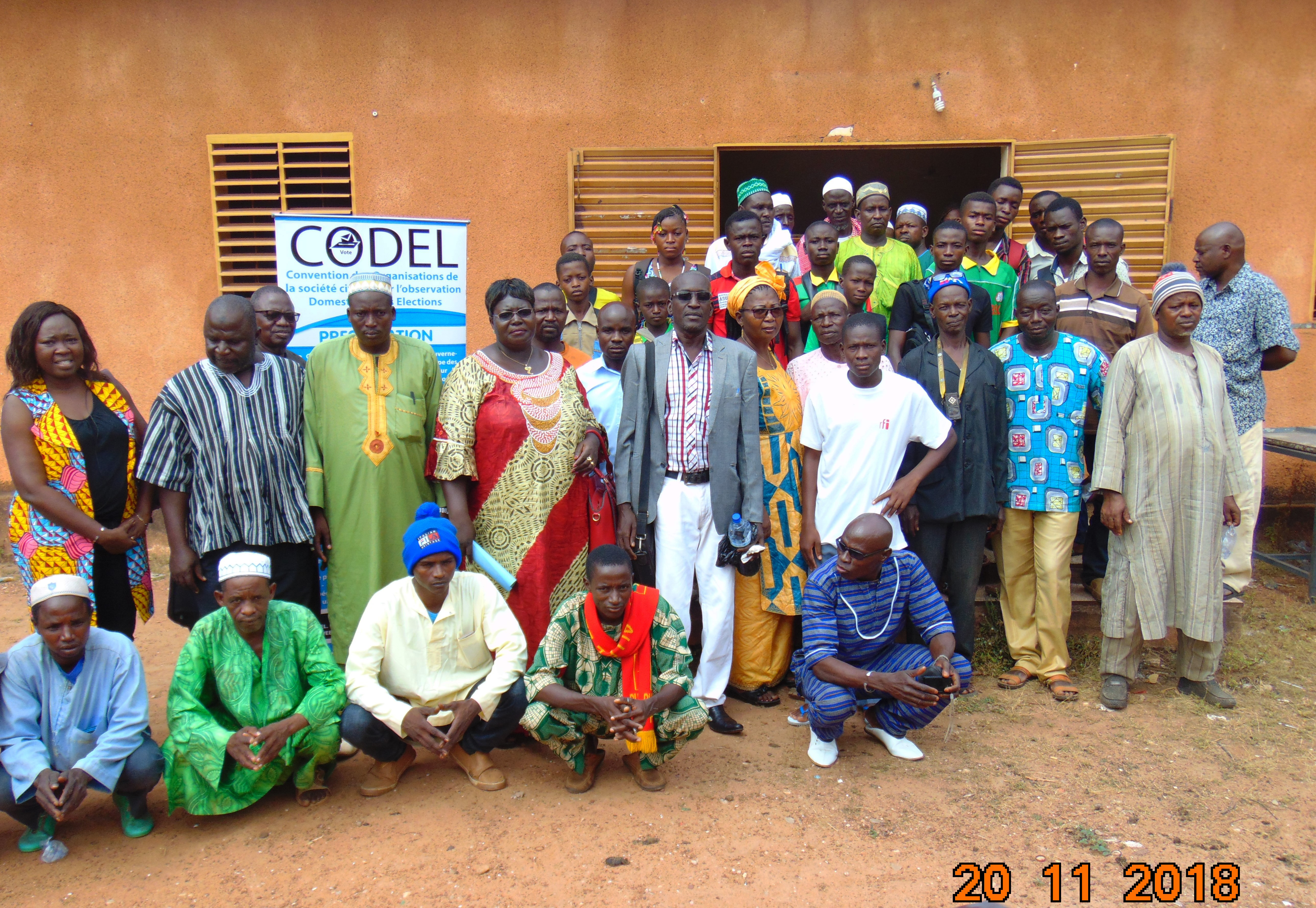 La question du foncier, problématique et solutions : La CODEL dans les régions pour un suivi citoyen
