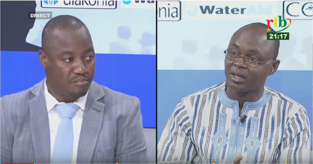 Dialogue citoyen du 12 décembre 2018 avec le ministre du commerce et de l'industrie